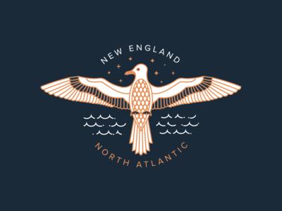 Monoline Seagull