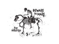 Beware The Mare Graphic