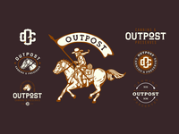 Outpost Canning Branding & Assets Exploration 1