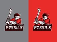 Fossils - Mascot