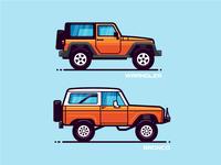 Monoline Vehicles 1.2