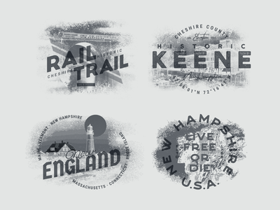 Historic New Hampshire &  New England