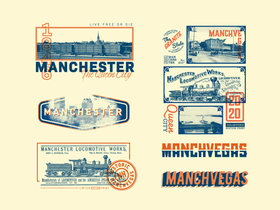 Manchester N.H. Apparel Graphics