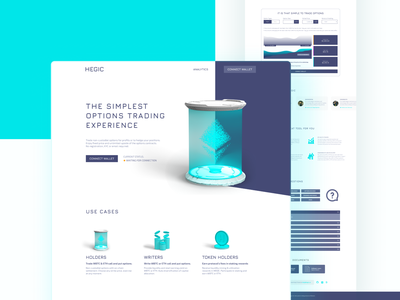 Website Home Page / home page layout design bitcoin exchange website design website template user interface design user interface web ethereum wallet ethereum wallet bitcoin wallet web ui website landingpage ux design ui ui design landing page design landing page