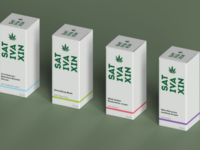 Sativaxin packaging concept 3