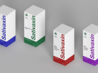 Sativaxin packaging concept 4