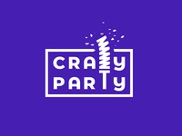 Crazy Party Logo