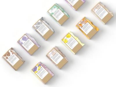 PENA Packaging (soap