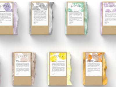 PENA Packaging (soap)