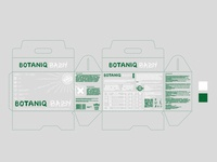 Botaniq Baby Packaging Design