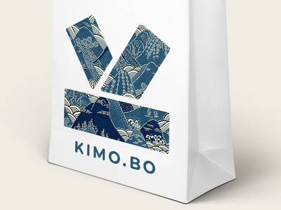 Kimo.Bo Logo