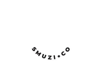 🥤🍓🍌Smuzi Co logo concept