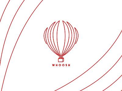 Hot Air Balloon - Daily Logo Challenge 002 daily hotairballoonlogo hotairballoon illustrator logo logodesign logotype dailylogochallengeday2 dailylogochallenge dailylogo