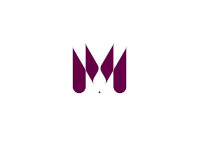 Single Letter Logo - Daily Logo Challenge mlogo dailylogochallengeday4 dailylogochallenge dailylogodesign dailylogo singleletterlogo logotype typography branding illustrator graphicdesign vector graphism design logo design logo