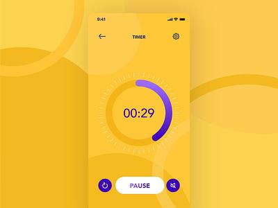 Countdown Timer - Daily UI Challenge 14 dailyuichallenge14 countdowntimer uxdesign uidesign uiux dailyui typogaphy figma dailyuichallenge illustrator illustration graphicdesign vector graphism design