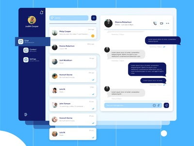 Direct messaging - Daily UI Challenge 013 branding message app message uxuidesign uidesign uiux graphicdesign figma design figma illustration webdesign design typogaphy dailyuichallenge13 dailyui013 dailyui direct messaging