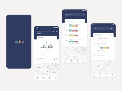 Torino GTT App Redesign interface torino gtt bus app ux ui mobile