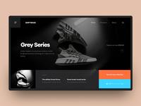 Interface Design for Shiftwear