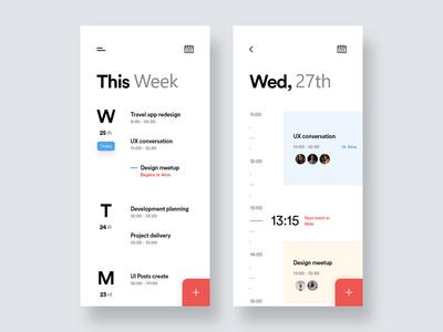Task Planning App