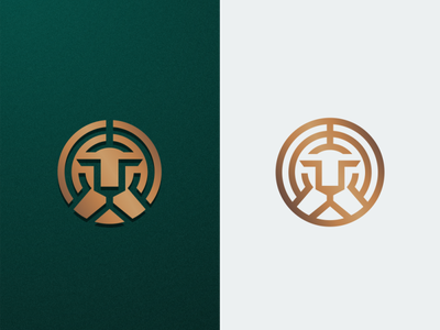 Tiger artchiles-design motion graphics graphic design 3d animation ui illustration design vector simple logodesign brand branding artwork tiger logo