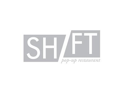 Pop-up Restaurant Logo logo branding design