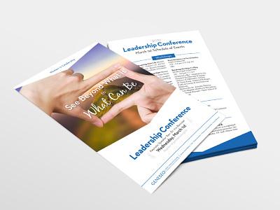 Leadership Conference, Woman in Leadership design