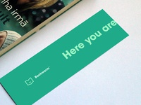 Bookworm™ | Bookmark