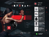 Sports VR App