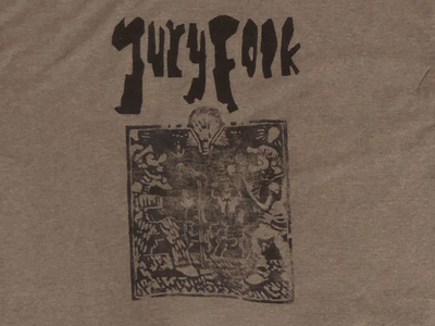 Jury Folk t-shirt commission