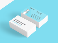 GradForce Business Cards