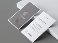 Minimalist Business Card Vol. 28