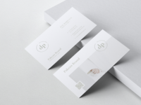 Minimalist Business Card Vol. 18