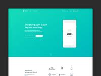 Simpl homepage