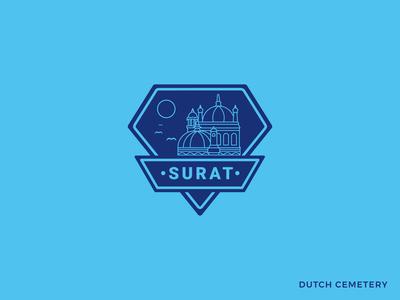 DUTCH CEMETERY - SURAT