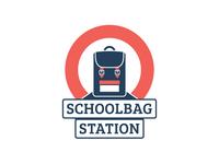 Schoolbag Station Logo