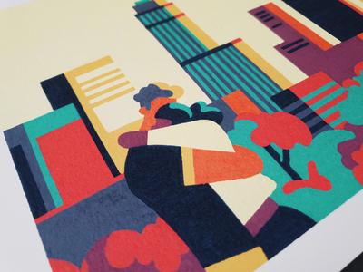 Goodbye - New York City Prints