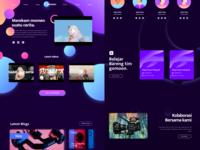 Gomoon UI concept