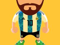 Argentina World Cup Star