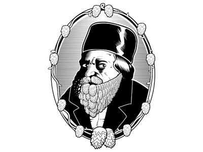 Nicholas Flamel for Craft Beer Brewery
