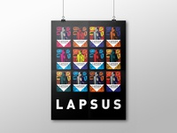 Lapsus Movie Poster - Alternatives