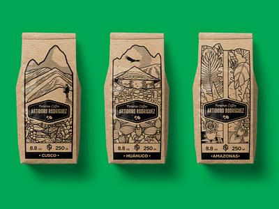 Artidoro Rodriguez packaging line