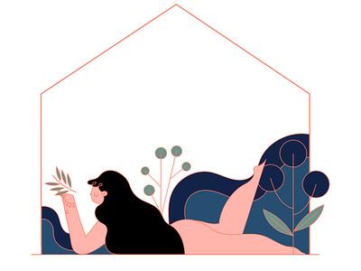 Soledad free mexican body adobe girlpower illustrator vector girl illustration