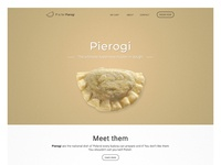 Pierogi (Dumplings) Website