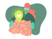 Illustration for Carplug app I