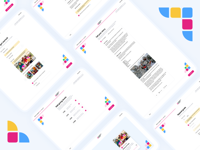 CharityRight. Charity website design charity uiux uidesign ux design theroom ux ui figma design