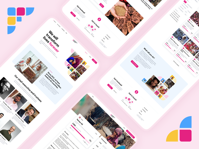 CharityRight. Charity website design colors shot charity ui  ux uiux ui typography figma design