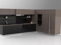 Modern Kitchen Isabella