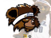 Bear Jazz logo( for fun)