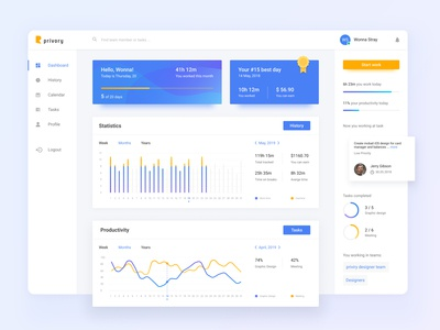 Worker Dashboard