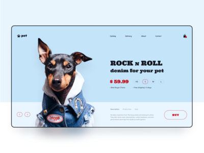 Rock n Roll your pet